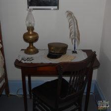 Captain Sanford's Desk