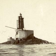 St. George Reef Lighthouse. 1909